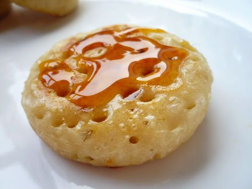 English Crumpets | Food and Drink | Pinterest