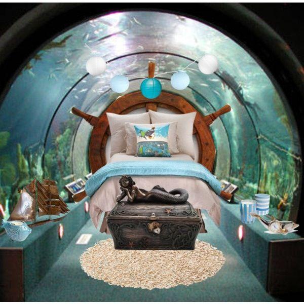 literally under the sea bedroom dream on pinterest