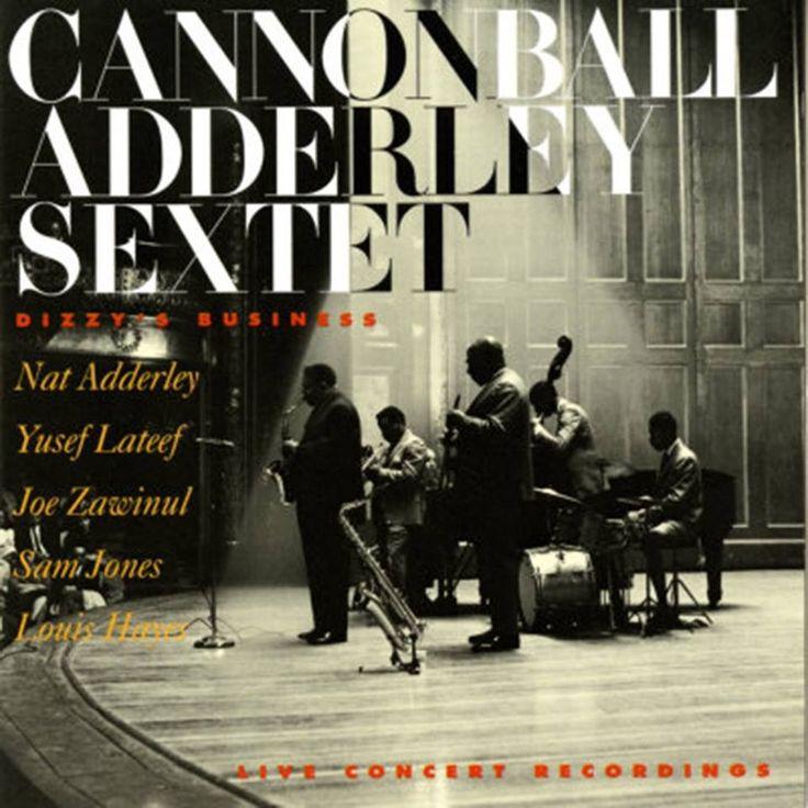 Cannonball Adderley Quintet Them Dirty Blues
