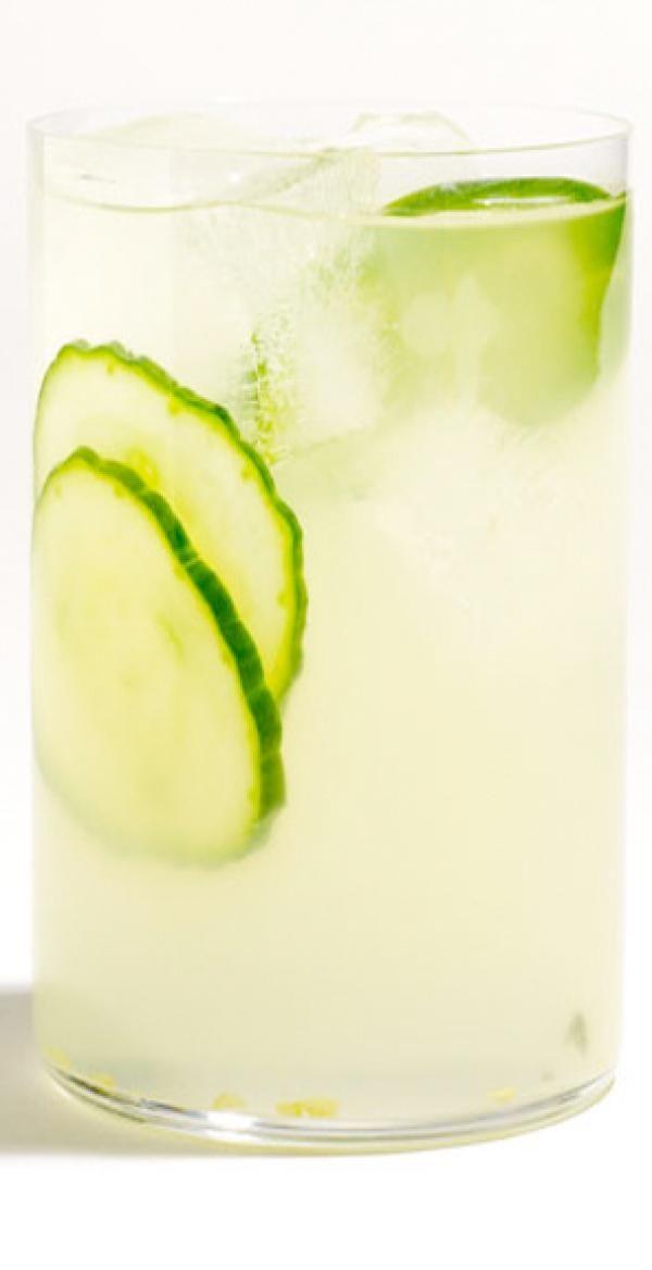 Spicy Cucumber Margarita | KitchenDaily.com
