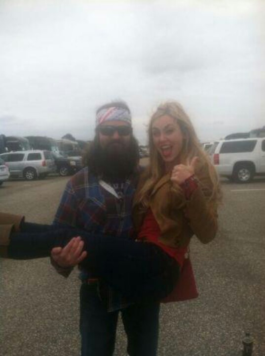 Love this pic of Jep & Jessica | Duck Dynasty*Jep & Jessica Robertson ...