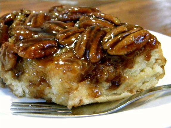 Easy Overnight Pecan Sticky Buns - Restless Chipotle
