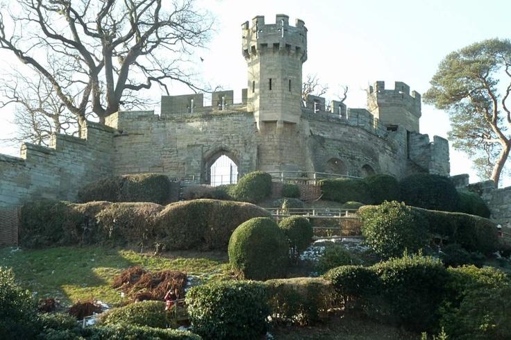 birmingham warwick castle: