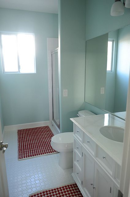 Paint Waterscape By Sherwin Williams Bathroom Redo Pinterest