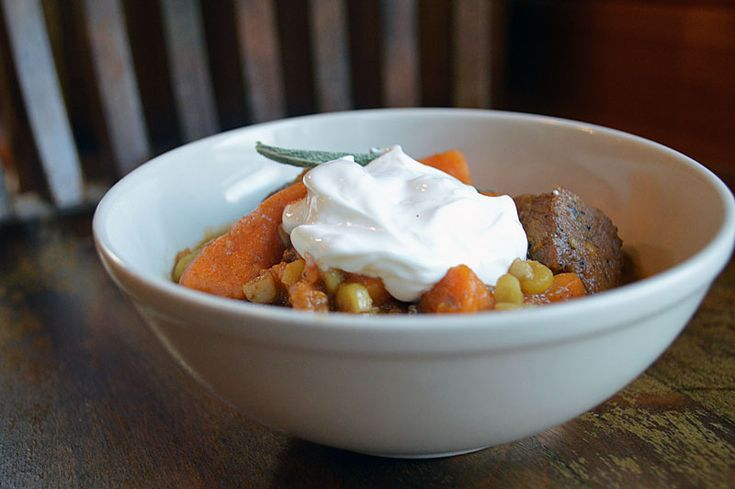 Inside-Out Sweet Potatoes Recipe — Dishmaps