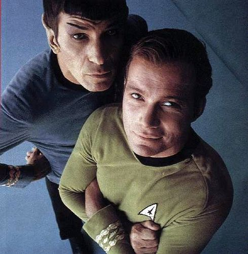 spock and captain kirk relationship