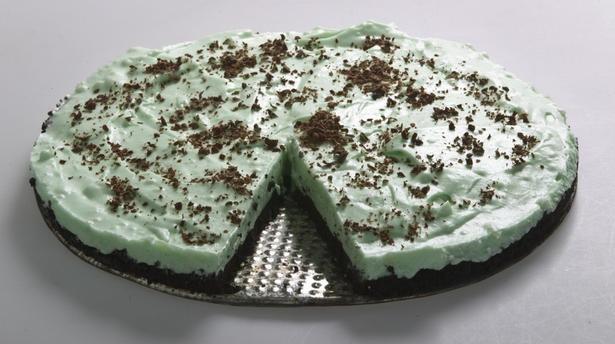 Grasshopper Pie | Pie Recipes | Pinterest