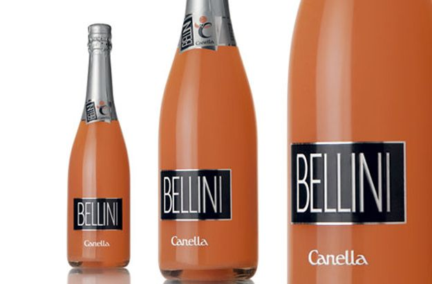 Canella Bellini | Entertaining | Pinterest