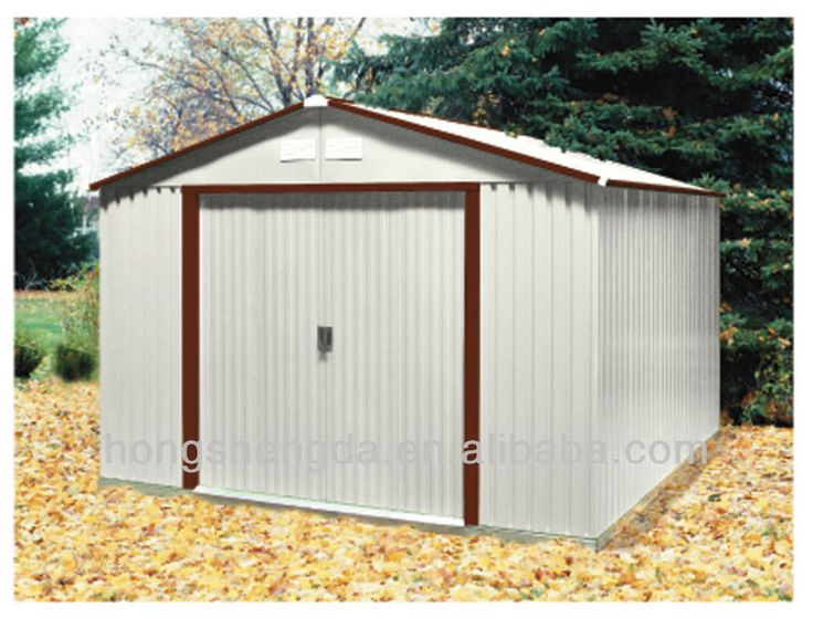 Portable steel frame outdoor storage sheds for sale buy for Cheap outdoor sheds for sale