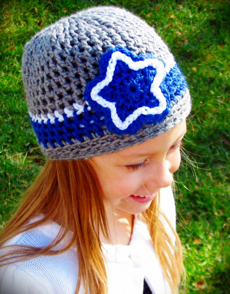 Dallas Cowboys Crochet Baby Hat Pattern : Dallas Cowboys Crochet Hat Anisees awesomest board ...