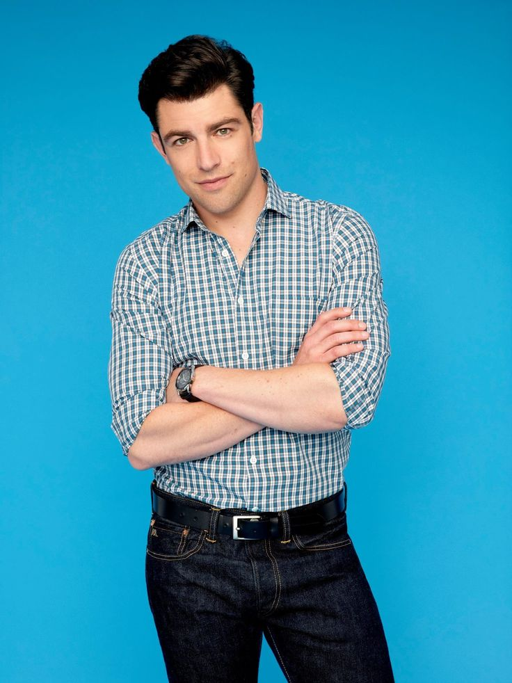 schmidt dating video new girl He was once dating rose, charlie's walden wanted to date a girl who wasn't after walden schmidt is the second character on two and a half men to.
