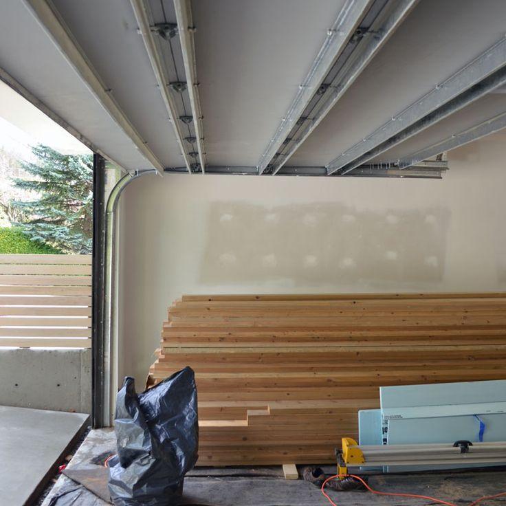 Garage Door Track Open 4 Brooklyn Garage Door Tracks