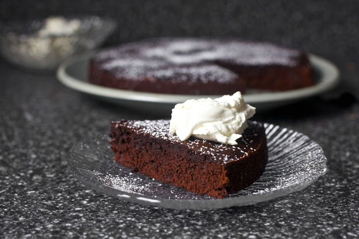 Red Wine Chocolate Cake | Cakes | Pinterest