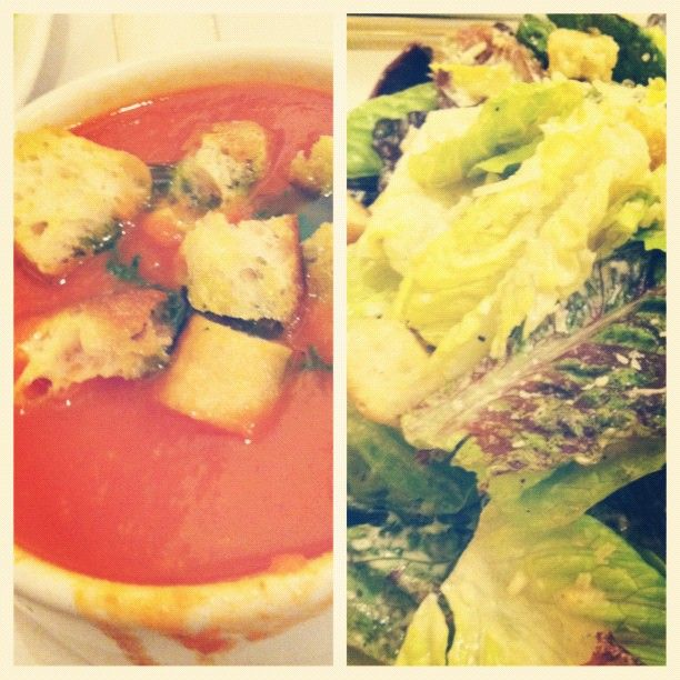 Roasted roma tomato bread soup | FOOD--TOMATOES ;D | Pinterest