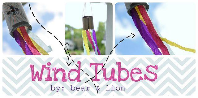 wind tubes