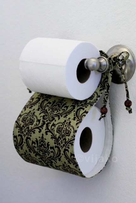 Extra Toilet Paper Holder Crafts