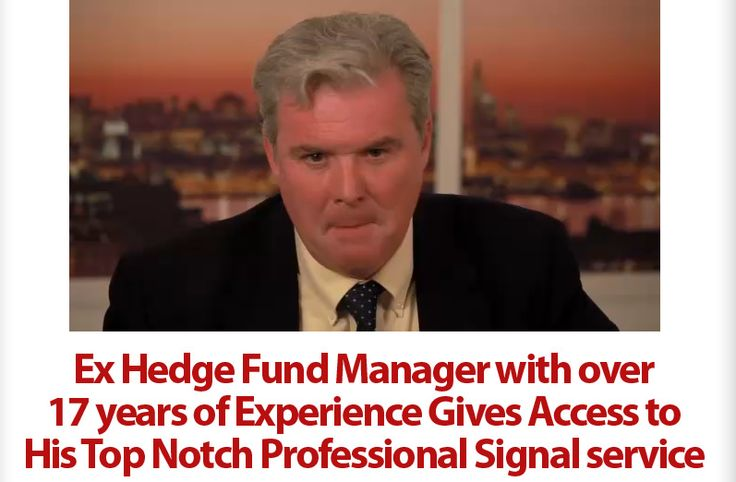 Forex hedge fund manager