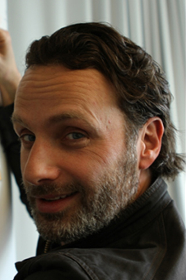 rick grimes andrew lincoln - photo #24