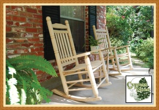 More like this: rocking chairs , chairs and front porches .