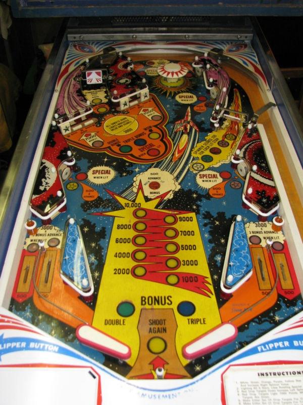 stars pinball machine stern