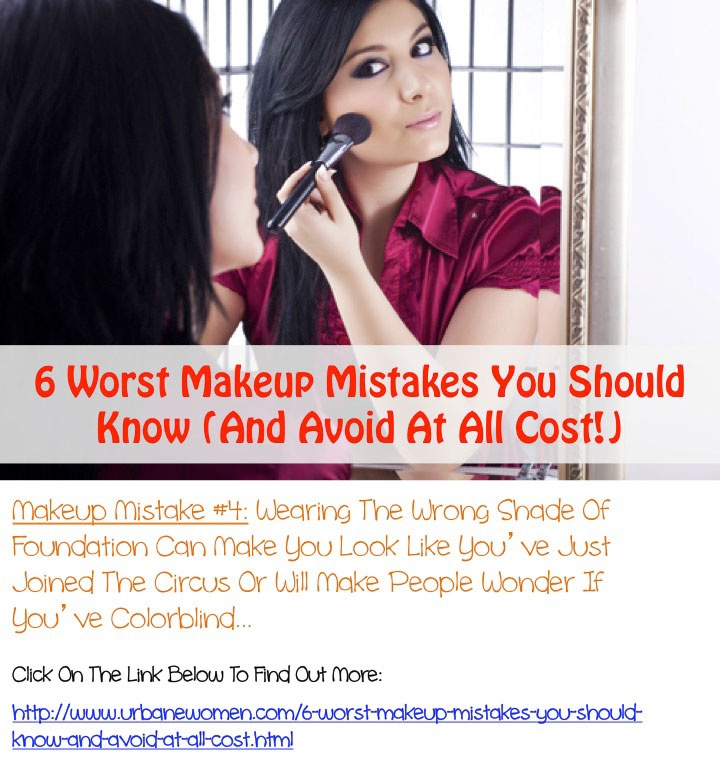 article cosmetics novice makeup mistakes avoid