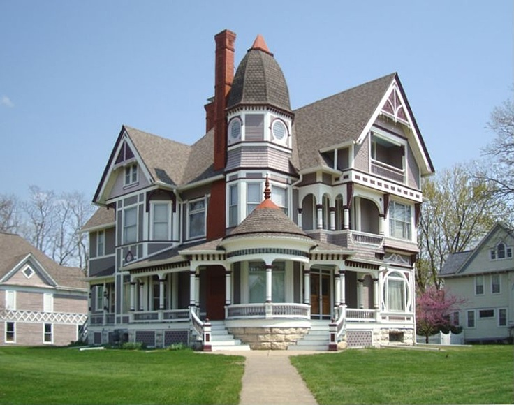 In Fairfield Ia Grand Homes Victorian Pinterest