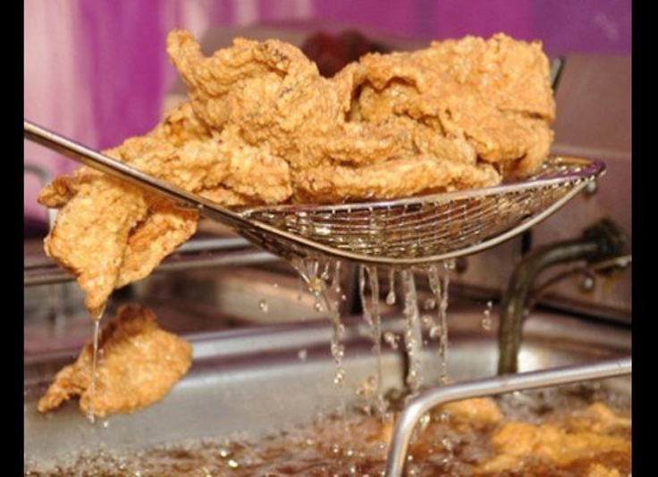 STATE FAIR OF TEXAS: CHICKEN-FRIED BACON