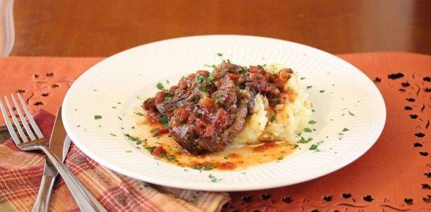 Braised Leg of Lamb   Dinner (mostly chicken, pasta, bread)   Pintere ...