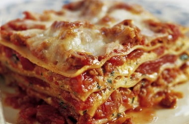 Homestyle Lasagna | Dinner Time - PASTA | Pinterest