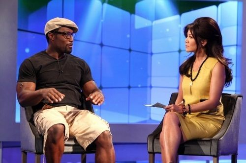 Big Brother Houseguest Howard Overby Dishes On Eviction, Aaryn Gries