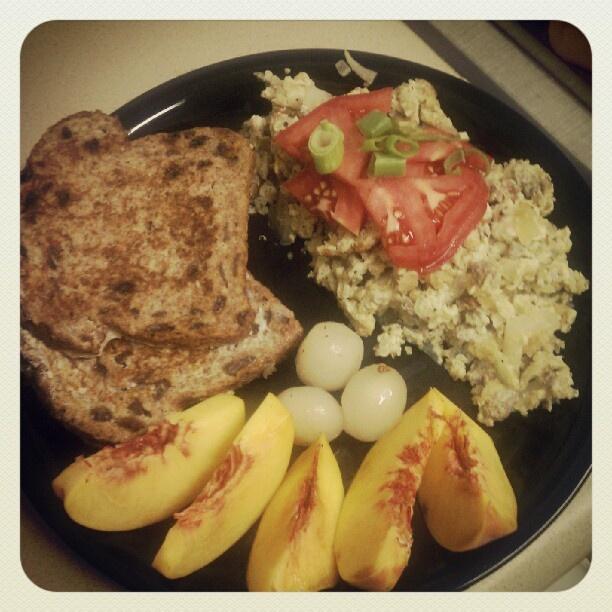 Protein Packed Breakfast | HEALTHNUT | Better Eating | Pinterest