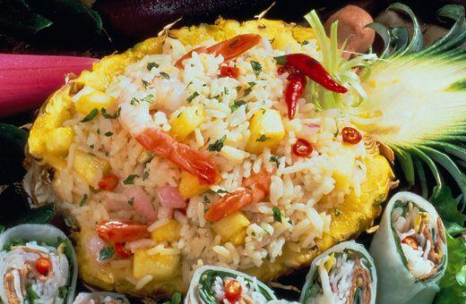 Mahatma - Pineapple Fried Rice - America's Favorite Rice