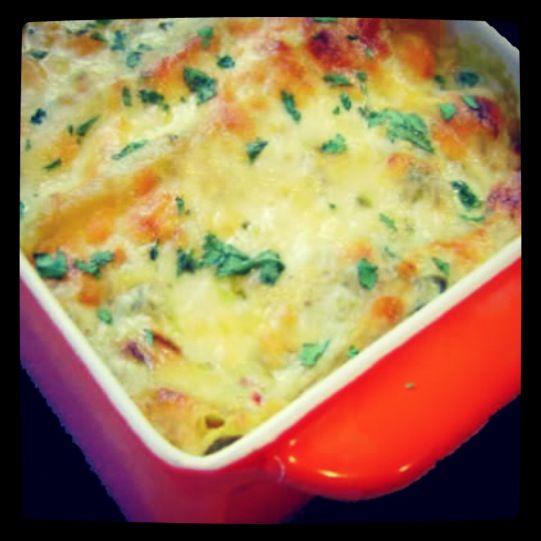 Shrimp enchiladas | Homemade-food: main attraction | Pinterest