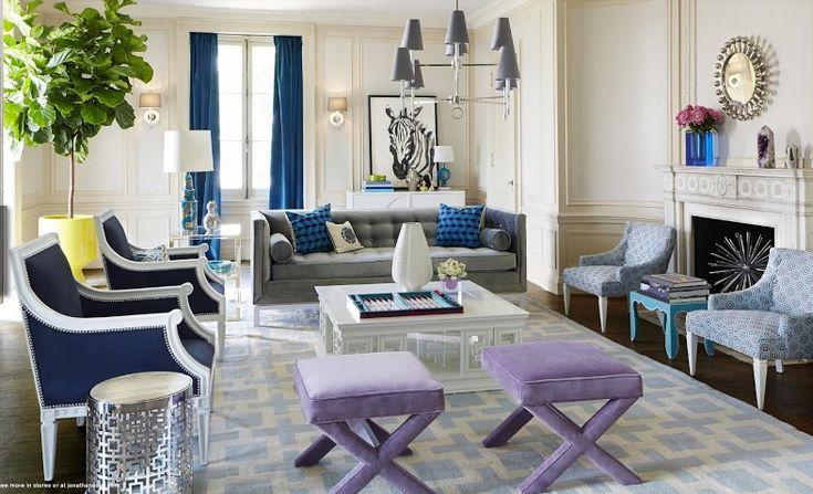 jonathan adler living room decor obsessed pinterest