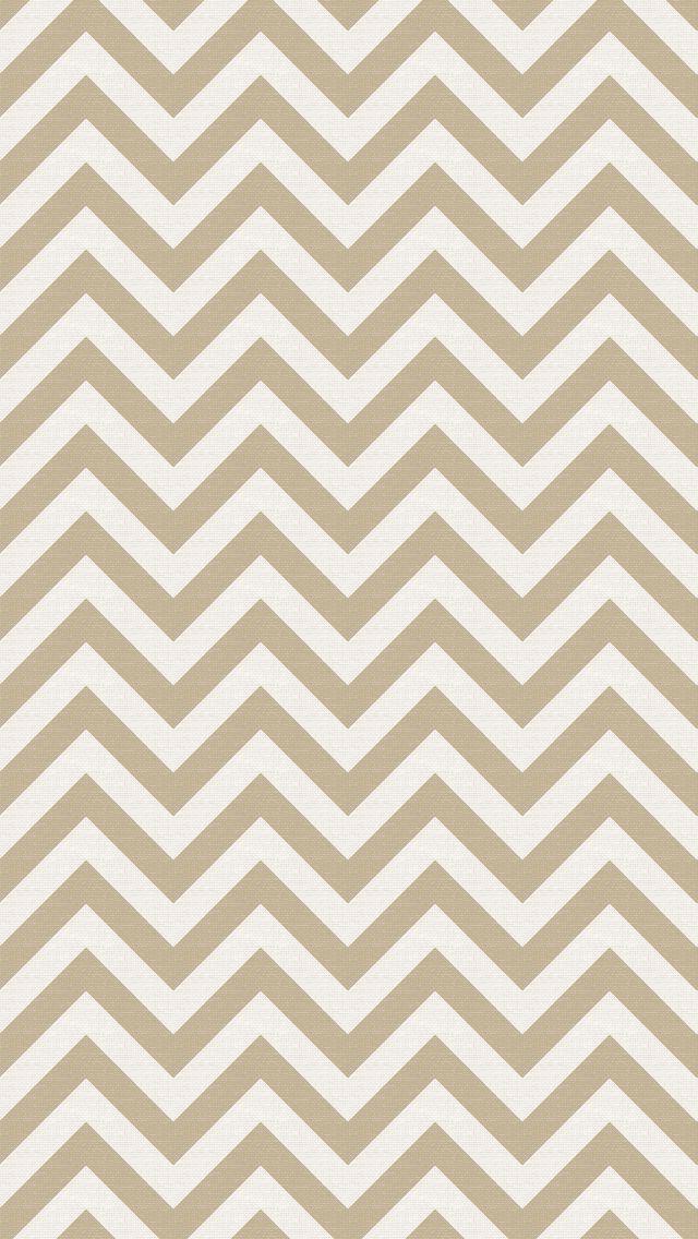 iPhone 5 wallpaper - #chevron #khaki #pattern
