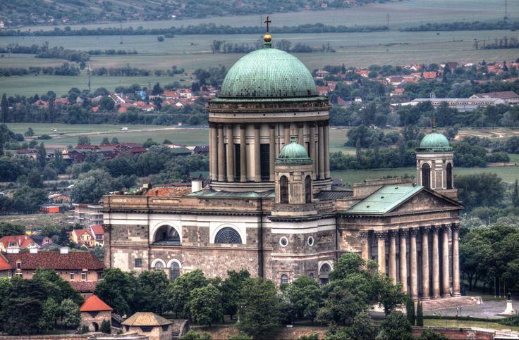 Basilica Of Esztergom Hungary Hungary Pinterest