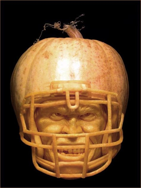 Awesome Halloween Pumpkin Carvings 14 Creative Genius