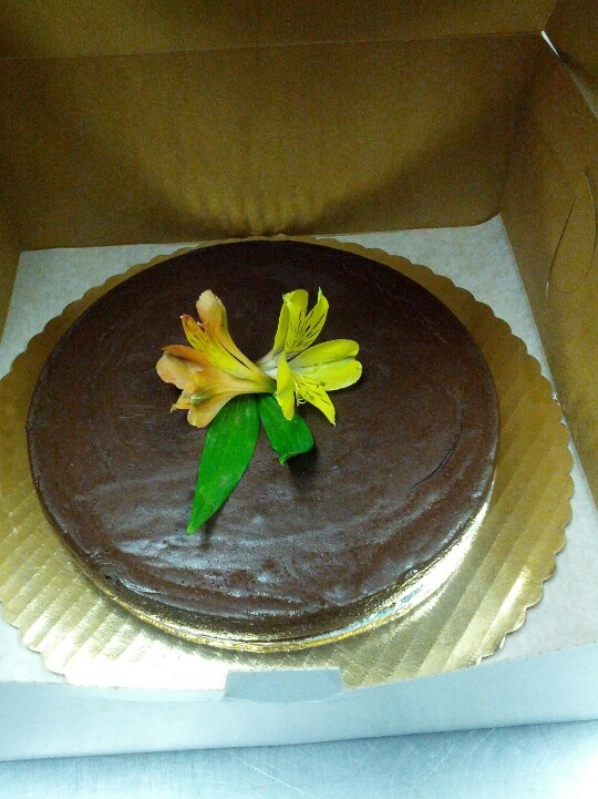 Flourless chocolate torte | Our Food & People, and other great food s ...
