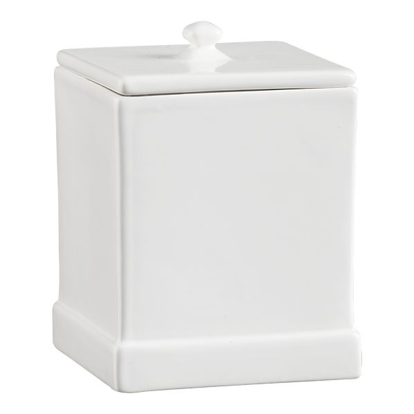 chelsea 6 quot square canister kitchen and dining pinterest buy wesco square canister 1 65l lime green amara