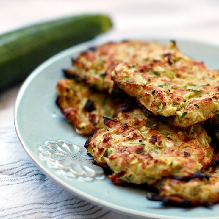 Zucchini Fritters with #Ricotta 15 Recipes with Ricotta Cheese | All ...