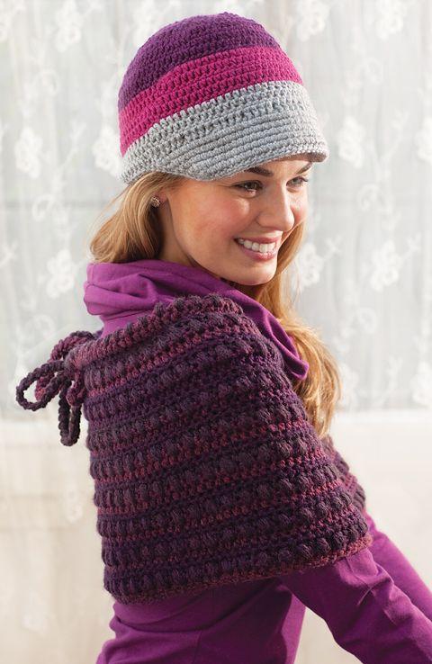 Latitude Set crochet today Knits and Crochet Pinterest