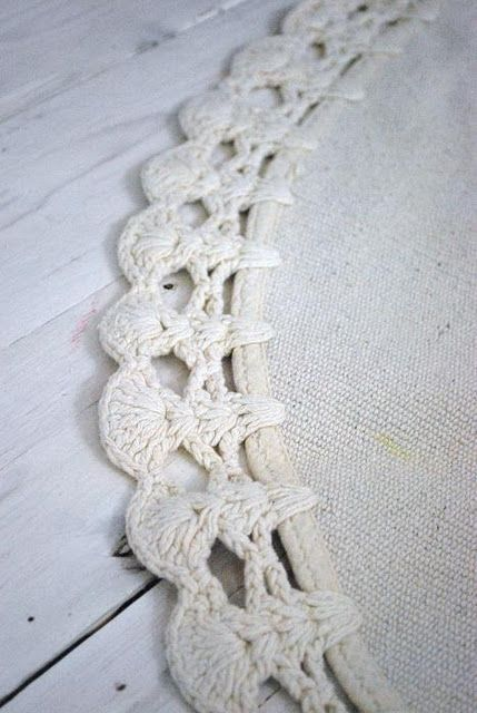 Crochet Edging : crochet edging Crochet Thread Patterns & Motifs, Vintage Crochet ...