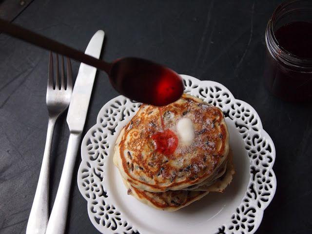 Wild Rice Buttermilk Pancakes | Great Food | Pinterest