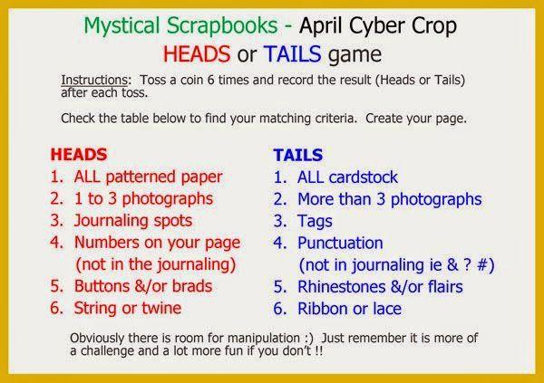 Mystical Scrapbooks: Cyber Crops