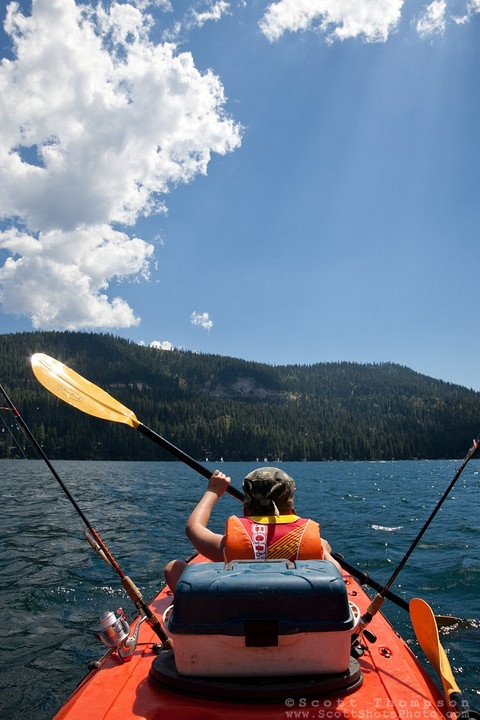 Pin by on water sports pinterest for Donner lake fishing report