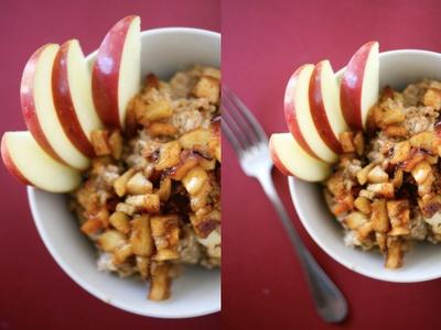 Apple Pie Bake Oatmeal | Favorite Recipes | Pinterest
