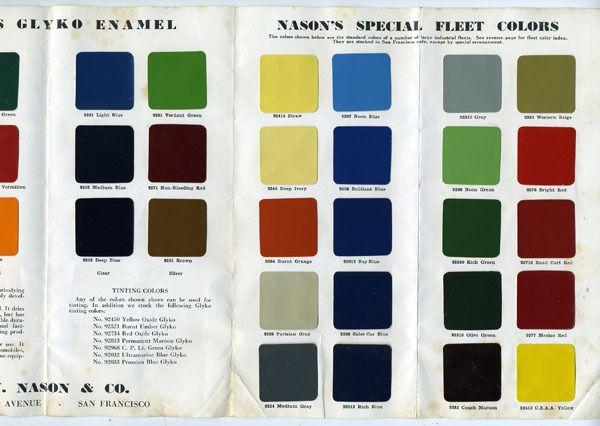 Nason Paint Colors Html Autos Weblog