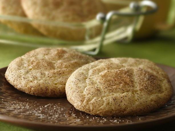 Gluten-Free Snickerdoodles from Scratch | Recipe