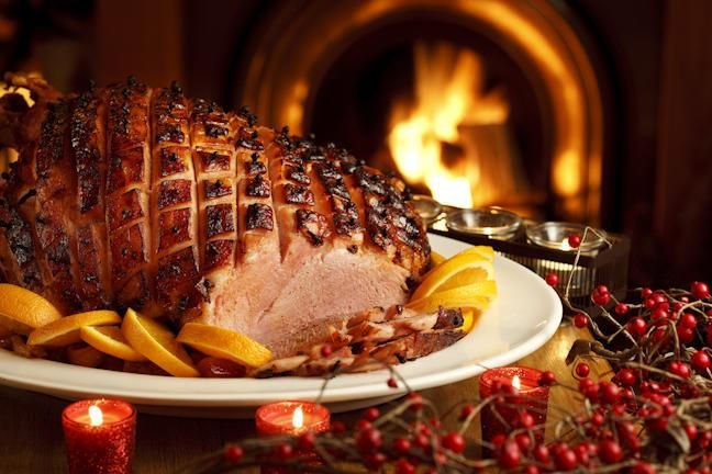 Christmas Ham | absolutelyfood.co.uk