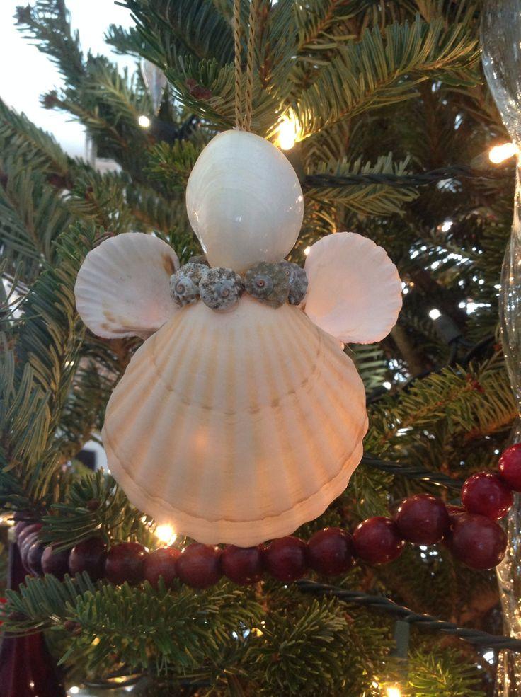 Search results for seashell ornaments calendar 2015 for Seashell ornaments diy